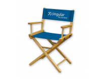Portable Furniture | Director's Chair - Perma Logo Seat Back