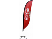 Outdoor Banners | Feather Outdoor Banner