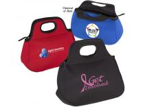 Promotional Giveaway Bags | Zippered Neoprene Lunch Tote