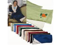 Promotional Giveaway Gifts & Kits | Micro-Mink Sherpa Blanket