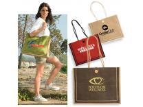 Promotional Giveaway Bags | Milan Jute Tote