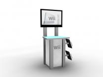 MOD - 1234 Workstation   Counters, Pedestals, Kiosks, Workstations