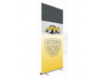MediaScreen 1 Retractable Banner Stand | Banner Stand
