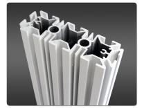 IP Profile Metal | Tension Fabric Displays
