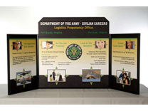 Presentation 24 Plus Briefcase Display | Table Top Displays