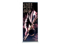 Steppy Banner Stand | Economy Banner Stands