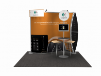 Trade Show Displays | VK-1078 Magellan MOR