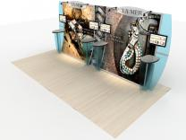 Trade Show Displays | VK-2123 Magellan Magic