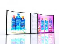 VK-2939 SEGUE Inline Lightbox | Custom Modular Hybrid Displays