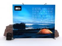 Fabric Backdrop Displays | Trade Show Displays by ShopForExhibits