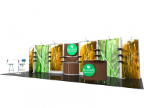 30 Ft Eco Smart Modular Hybrid Displays
