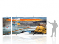 Range  Banner Stands| Tripod Banner Stands