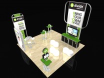 Island Visions | Trade Show Displays
