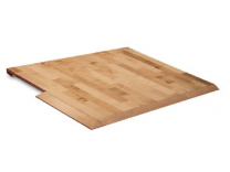 Portable Hardwood Flooring | Trade Show Flooring