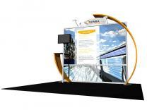 RE-1027 eSmart Cogenra w/ Graphics | Display Rentals