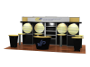 Custom Modular Hybrid Displays | VK-2057 20 Ft Visionary Designs