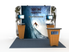 VK-1097 Magellan Magic | Trade Show Displays