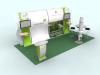 Fiona Mae - Perfect 20 Trade Show Displays | Custom Modular Hybrid Displays