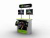 MOD - 1231 Workstation | Counters, Pedestals, Kiosks, Workstations