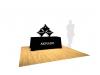 Pop Up Table Top Display   3 Quad Kit E SalesMate