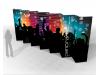 Panoramic Wall 20D | Trade Show Displays
