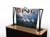 Table Top Displays   TF-401 Aero Tension Fabric Table Top Display