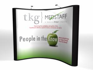 Pop Up Trade Show Displays